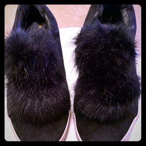 Pom Pom Sneakers